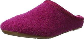 Everest Pia, Zapatillas de Estar por Casa para Mujer, Rojo (Rubin 11), 41 EU Haflinger