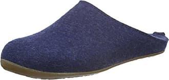 Michel, Chaussons Mixte Adulte - Bleu (72 Jeans), 40 EUHaflinger