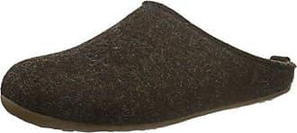 Haflinger Flair Radl, Pantoufles Mixte Adulte, (Schwarz 3), 39 EU