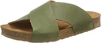Walktoffel Geo, Zapatillas de Estar por Casa Unisex Adulto, Azul (Ocean 76), 37 EU Haflinger