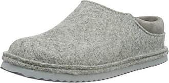 Haflinger Doggy, Unisex-Erwachsene Pantoffeln, Grau (Steingraumeliert 84), 38 EU