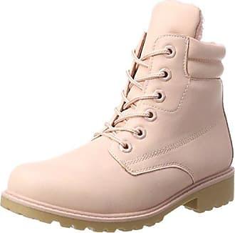 Hailys LU Anna, Zapatos de Cordones Derby para Mujer, Marrón (Brown 70000), 37 EU