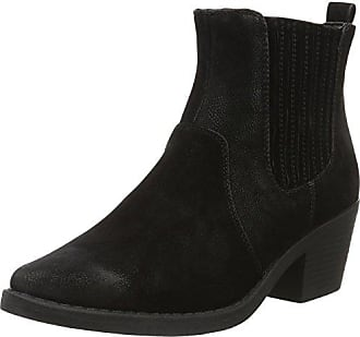 Hailys Damen BE Jane Stiefel, Schwarz (Black), 37 EU