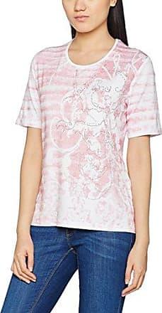 Shirt RH, T-Shirt Femme, Bleu (Marine), 46Hajo