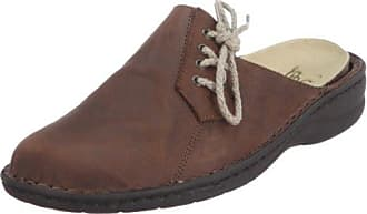 Hans Herrmann Collection hhc Filz 180204-50, Chaussures mixte adulte - Marron-TR-H4-7, 39 EU