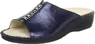 HHC, Mules Femme - Bleu - Bleu AzurHans Herrmann Collection