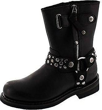 Damen Boots VADA black, Black, 36 EU Harley-Davidson