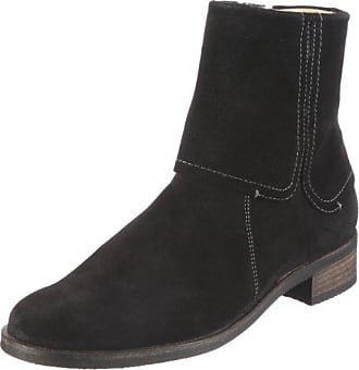 Hassia Como Weite H 2-306222-01000, Bottes femmeNoirV.6, FR:35 (Taille fabricant: 3)