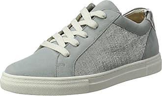 Laufsteg München Fs161211 - Chaussures Femme, Blanc (argent Blanc), Taille 37