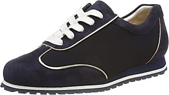 Piacenza, Weite G Damen Sneaker, Grau (6000 Grau), 39 EU (6 UK) Hassia