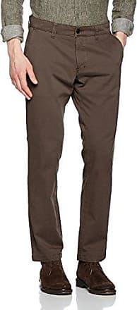 Hattric 677255, Pantalon Homme, Braun (Braun (Mid Brown 21) 21), 33W x 30L