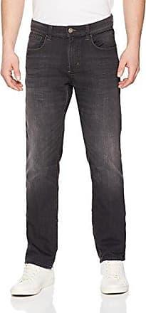 Herren Jeans Harris, Vaqueros Slim para Hombre, Blau (Mittel Blau 42), W34/L32 Hattric