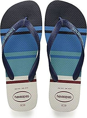 Top Photoprint, Tongs Homme, Multicolore (Black/White), 45/46 EU (43/44 BR)Havaianas