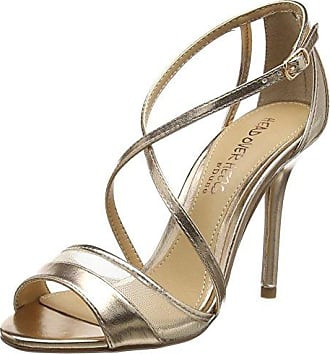Leoney, Tongs Femme, Or (Gold-Metalic Gold-Metalic), 36 EUHead Over Heels