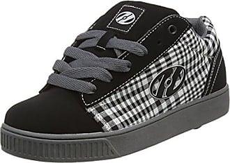 Mädchen Dual up 770231 Lauflernschuhe Sneakers, Mehrfarbig (Black/Pink), 33 EU (1 UK) HEELYS
