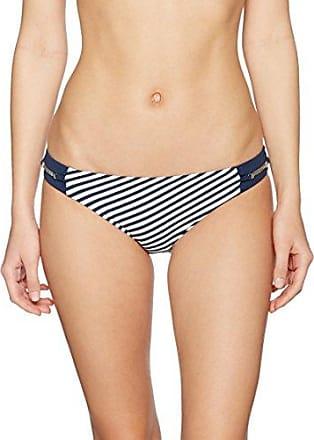 HEIDI KLUM SWIM Sun Dappled Decadence String Bikini, Bas de Maillot de Bain Femme, Noir (Black), 38