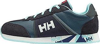 Damen W Flying Skip Bootschuhe, Mehrfarbig (Graphite Blue/Shadowblu 580), 38.5 EU Helly Hansen