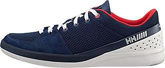 Helly Hansen HH 5.5 M, Chaussures de Sport Homme, Bleu (689 Evening Blue/Alert Red), 42.5 EU
