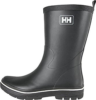 Helly Hansen Herren Midsund 2 Arbeit Wellington, Schwarz (Black/Off White 990), 43 EU
