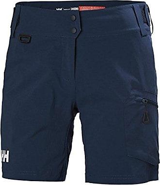 Helly Hansen W Crew Dynamics, Bermuda Femme, ( Marine), WNA (Taille Del Fabricante:32)