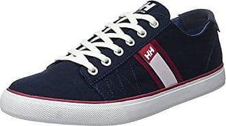 Helly Hansen W Salt Flag F-1, Chaussures de Fitness Femme, Bleu (Navy/Offwhite/Vintage 597), 37.5 EU