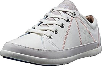 Helly Hansen W Berge Viking Low, Zapatillas de Vela para Mujer, Blanco (White), 41 EU