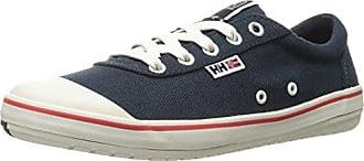 Helly Hansen W Chaussures De Toile Oslofjord, Femmes Sport En Plein Air, Bleu (bleu Marine / Blanc 597), 37,5 Eu