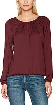 22001073, Blouse Femme, Rouge (Stone Red), 36Sandwich