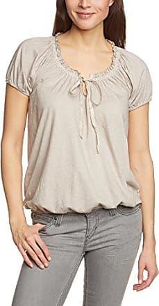 Via Appia Due 827036, Camiseta para Mujer, Beige (Natur 790), 44 (Talla del Fabricante: 42)