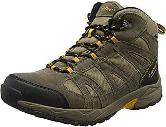 Hi-Tec Ottawa II Waterproof, Chaussures de Randonnée Hautes Homme, Marron (DK Chocolate), 44 EU