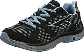 Hi-Tec Flyaway II, Zapatillas de Deporte para Exterior para Mujer, Azul (Cornflower 031), 41 EU