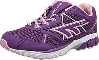 Hi-Tec R200 Zapatillas Deportivas para Interior Mujer, Rosa (Raspberry/Pink), 37 EU (4 UK)