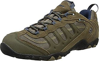 Hi-Tec Eurotrek III Waterproof, Chaussures de Randonnée Hautes Homme, Marron (DK Chocolate), 45 EU
