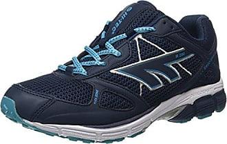 R200, Chaussures Multisport Outdoor Femme - Bleu (Navy/Hot Pink/Aqua 032), 39 EU (6 UK)Hi-Tec