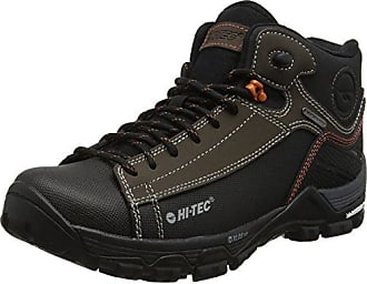 Hi-Tec Ottawa II Waterproof, Chaussures de Randonnée Hautes Femme - Marron (DK Chocolate), 37 EU (4 UK)