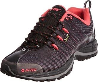 V-Lite Infinity o001114/021/01, Herren Sneaker, schwarz/silber, 41 EU/7 UK Hi-Tec
