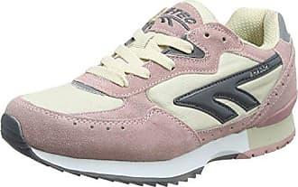 Salut-tec R200 Chaussures De Sport D'intérieur Femme, Rose (framboise / Rose), 37 Eu (4 Uk)