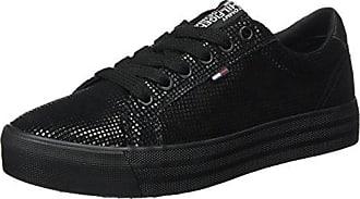 Nice 1z2 990, Zapatillas para Mujer, Negro (Black Fw0Fw01501/990), 40 EU Tommy Hilfiger
