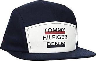 Logo Flag W Beanie, Blue (Sky Captain 413), (Manufacturer Size: One Size) Tommy Hilfiger