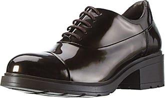 Hip D1058, Zapatillas de Estar por Casa para Mujer, Marrón, 40 EU