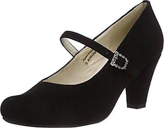 Andrea Conti 0596497017 - Chaussures Habillées En Cuir Pour Les Femmes Blau Bleu (dunkelblau 017) 41 iRTTT