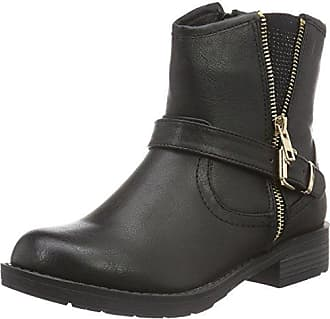 H.I.S 28358, Zapatillas de Estar por Casa para Mujer, Negro (Black 0), 36 EU His