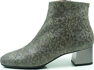 Stiefelleten/Boots Damen, Color Braun, Marca, Modelo Stiefelleten/Boots Damen HI76083 Braun Hispanitas