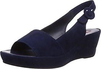 Högl 1-10 0904, Damen Zehentrenner, Blau (3100), 37 EU (4 Damen UK)