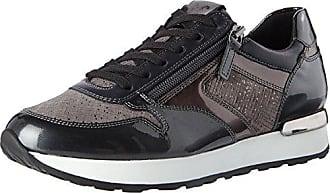 Högl Damen 4-10 1326 8700 Sneaker, Rot (Rosewood), 38 EU