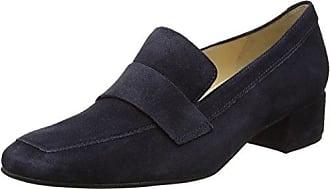 Högl 4-10 3512 0100, Mocassins (Loafers) Femme, Noir (Schwarz), 41.5 EU