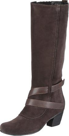 shoe fashion GmbH 8-101520-01000, Damen Reitstiefel, Braun (21000), 35 EU (3 Damen UK) Högl