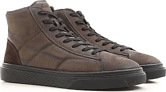 Boots for Men, Booties, Midnight, suede, 2017, 10 6 7 7.5 9 9.5 Hogan