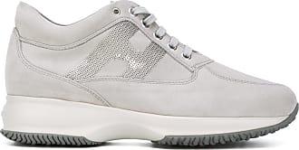 Chaussures De Sport Pour Les Femmes, Gris Plomb, Cuir, 2017, 2,5 3,5 4 4,5 5,5 7,5 Hogan
