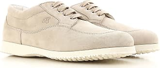 Womens Shoes On Sale, Beige, Suede leather, 2017, 2.5 3 3.5 4 4.5 5.5 6 7 7.5 8.5 Hogan